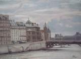 Paris, l'Ile de la Cité #2