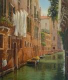 Venise #2 - Le linge étendu