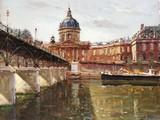Paris - L'Académie française