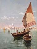 Venise #5 - Les deux barques