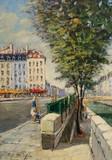 Paris - Les bouquinistes sur les quais de Seine