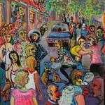 Les Golos dans la rue