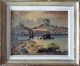Paysage de Bretagne - Ploumanach