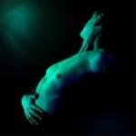 Eclats de vert, ombres bleues #11