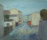 Rue de village