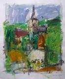 Paysage d'Ile-de-France - Chevreuse