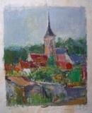 Chevreuse [double face : au verso un nu f�minin]