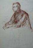 Etude d'homme - Portrait