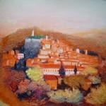 Provence - Village de Saint-Ambroix dans le Gard