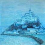 Vue du Mont Saint-Michel - Clin d'oeil