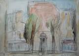 Vue de Paris - Porte de Saint-Ouen #1