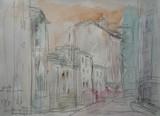 Vue de Paris - Porte de Saint-Ouen #2