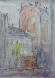 Vue de Paris - Porte de Saint-Ouen #3