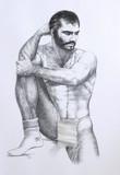 Nu masculin #2