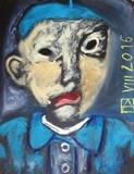 Portrait au béret