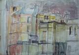 Vue de Paris - Rue Ganneron