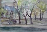 Vue de Paris - La Seine #1