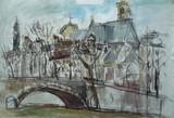 Vue de Paris - La Seine #2