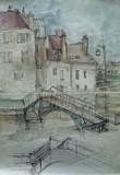 Paysage - Le petit pont