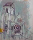 Othis (Seine-et-Marne) - Eglise Notre-Dame