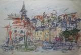 Normandie - Vue de Honfleur #1