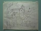 Le village serré autour de son église #2