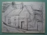 Maisons de village | verso : Moulin-sous-Touvent