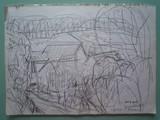 Deux paysages [recto/verso]