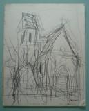 L'église de Saint-Hilarion (Yvelines)
