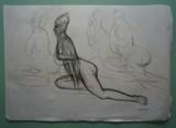 Etude de nu [recto/verso]