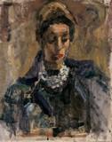Femme au collier
