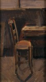 Intérieur à la chaise