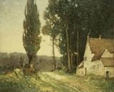 Millemont [Yvelines] - Maison au bord du chemin