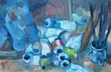 Les tubes de peinture