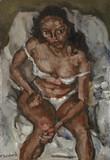 Carmen en maillot de bain