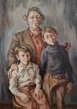 Le père et ses deux fils