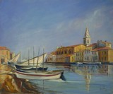 Martigues, le Grand Canal