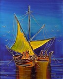 MURO - Les barques