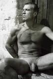 Jeff LESTRAT - Nu masculin #8